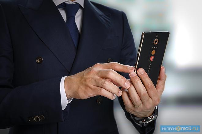 Đánh giá smartphone siêu sang Tonino Lamborghini Alpha One - 6