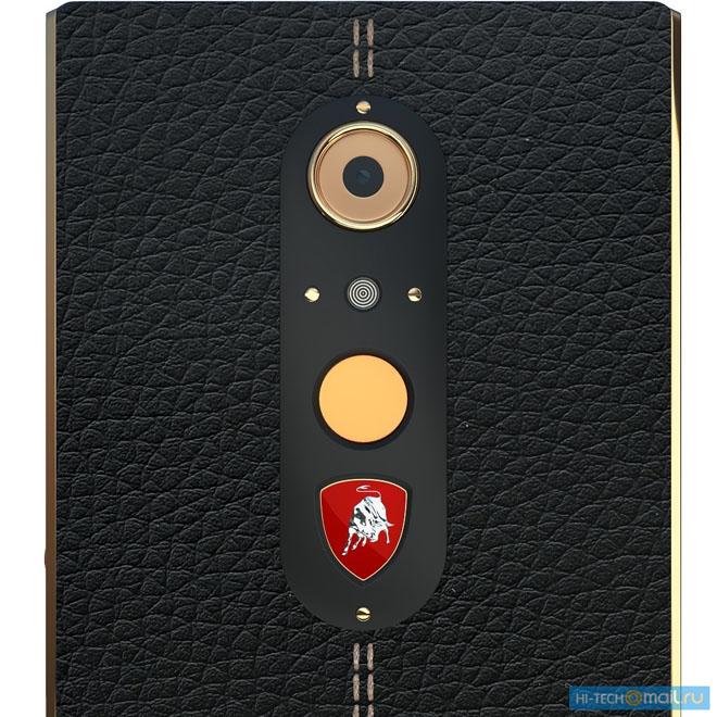 Đánh giá smartphone siêu sang Tonino Lamborghini Alpha One - 7