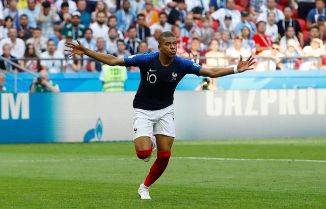 """""""Choáng"""" với tốc độ kiếm tiền của Mbappe - """"thần đồng World Cup"""" của đội tuyển Pháp - 1"""