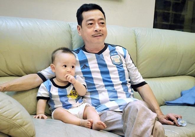 NSND Hoàng Dũng: Tôi thấy Tạ Biên Cương bình luận World Cup hay nhất - 1