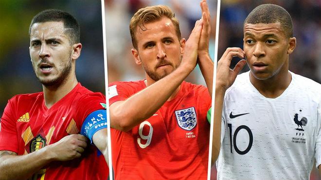 """Bán kết World Cup: Sàn diễn dàn SAO """"bạc tỉ"""", Kane 150 triệu euro """"đè"""" Mbappe - 1"""