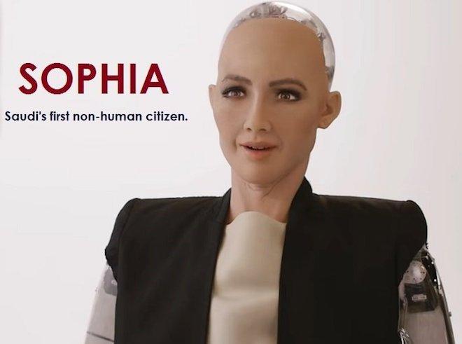 Robot Sophia sắp đến Việt Nam phát biểu tại hội thảo 4.0 và trả lời phỏng vấn báo giới - 1