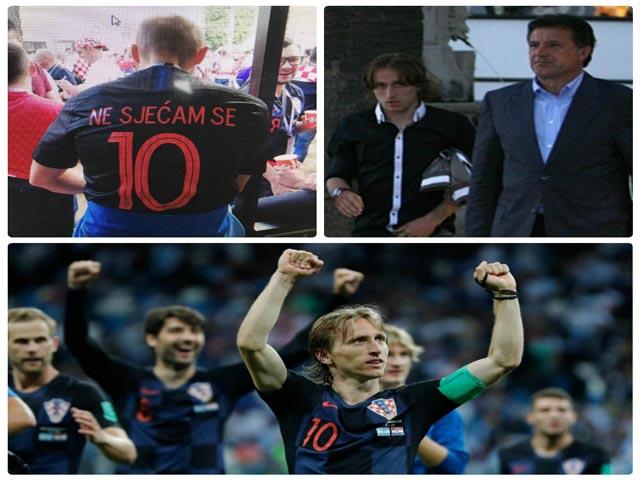 """Bán kết World Cup Anh - Croatia: Modric - Bi kịch của """"kẻ phản bội"""" bị ghét bỏ"""