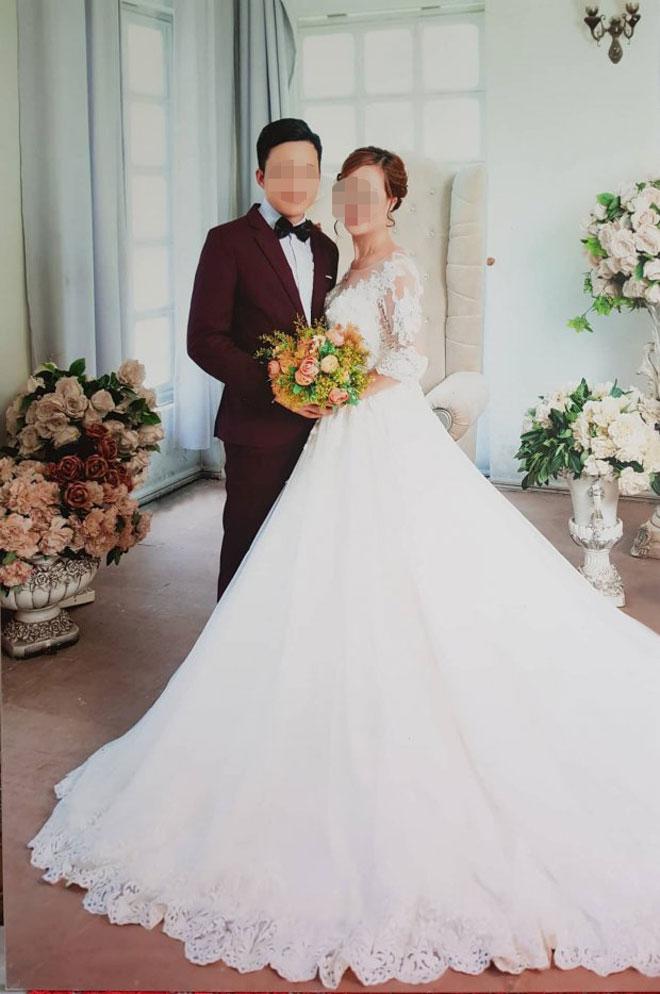 Bất ngờ lý do rò rỉ giấy kết hôn của cặp đôi vợ 61 tuổi, chồng 26 tuổi - 1