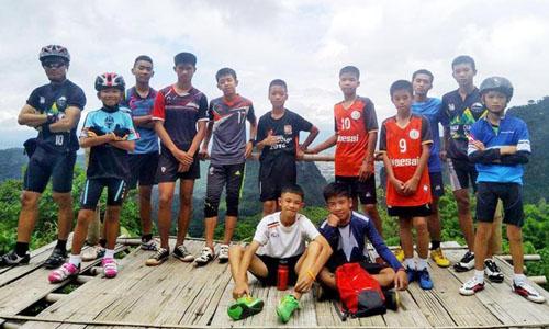 Cuộc giải cứu kỳ diệu đội bóng nhí Thái Lan được đưa lên màn ảnh - 1