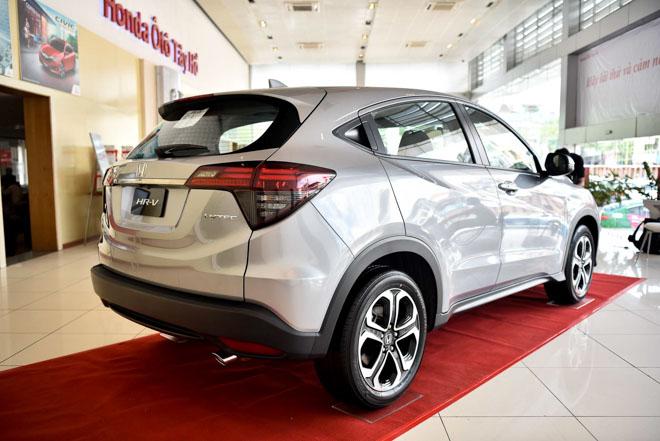 So sánh Ford Ecosport 2018 và Honda HR-V 2018: Tân binh liệu có làm nên chuyện? - 4