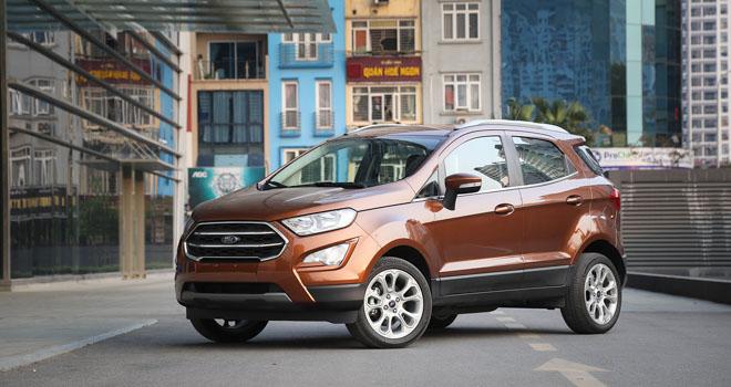 So sánh Ford Ecosport 2018 và Honda HR-V 2018: Tân binh liệu có làm nên chuyện? - 1