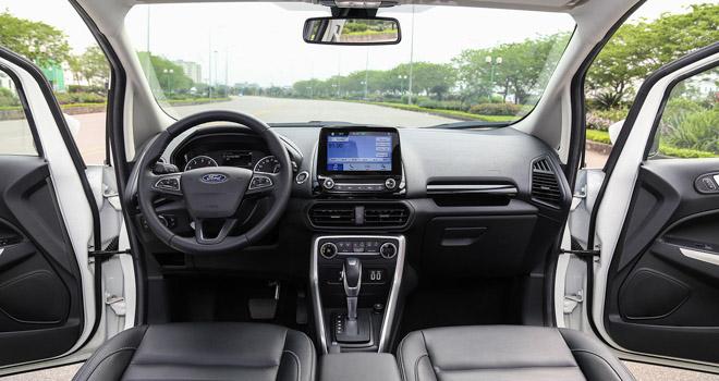 So sánh Ford Ecosport 2018 và Honda HR-V 2018: Tân binh liệu có làm nên chuyện? - 6