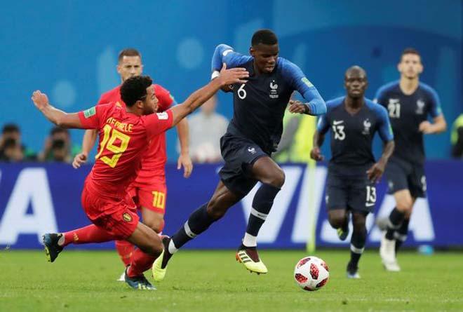 Mourinho dõi theo học trò ở World Cup: Khen Pogba đá như làm xiếc, tiếc Lukaku - 1