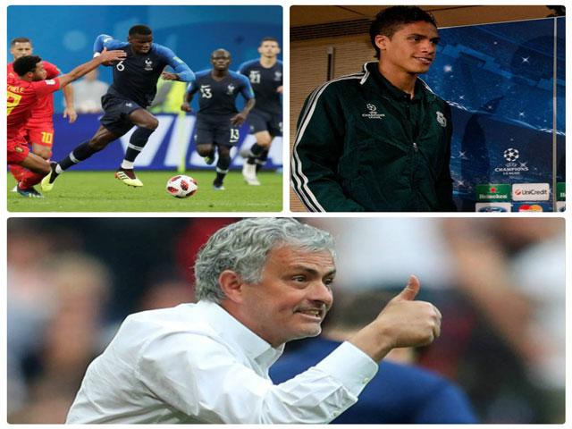 Mourinho dõi theo học trò ở World Cup: Khen Pogba đá như làm xiếc, tiếc Lukaku