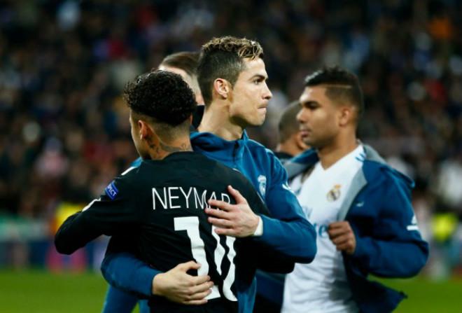 """""""Siêu bom tấn"""" Ronaldo đến Juventus: Real cuống cuồng mua Neymar 400 triệu euro - 1"""
