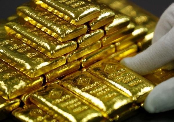 Giá vàng hôm nay 12/7: Vàng bất ngờ giảm sốc - 1