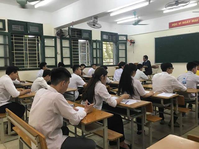 Tỷ lệ tốt nghiệp THPT năm 2018 đạt 97.57% - 1