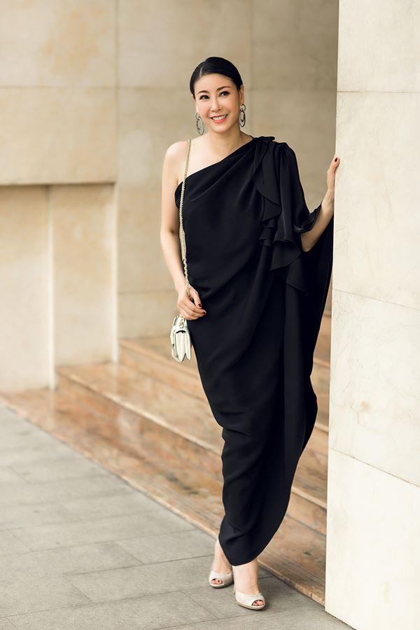 Hoa hậu Hà Kiều Anh thon gọn bất ngờ khi ép cân thành công - hình ảnh 2