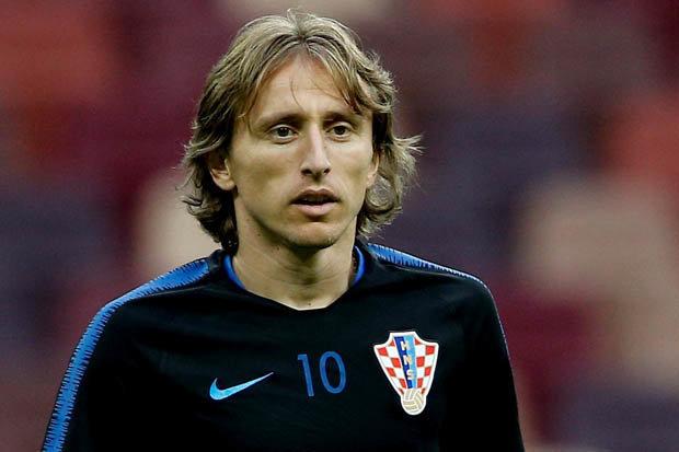 Thủ lĩnh Croatia Luka Modric có thể vào tù sau World Cup - 1
