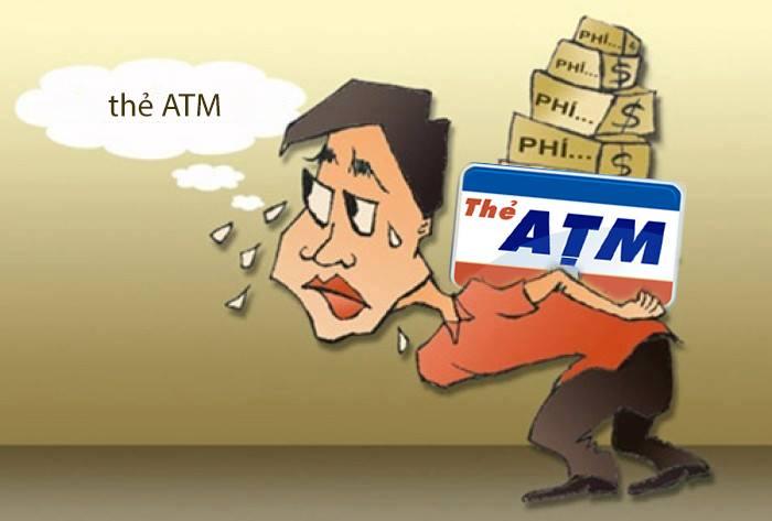 Ngân hàng tăng phí ATM – Chỉ còn là vấn đề thời gian - 1