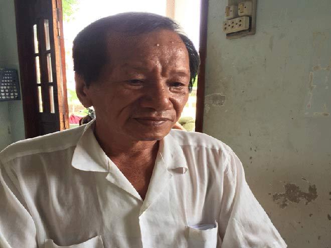 Ông hàng xóm 59 tuổi hiếp dâm bé gái 12 tuổi - 1