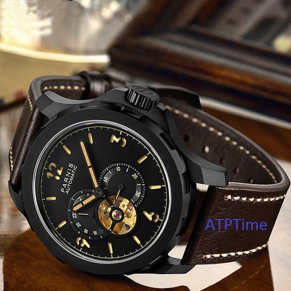 Giới thiệu đồng hồ Parnis Thụy Sỹ đến người tiêu dùng Việt - 1