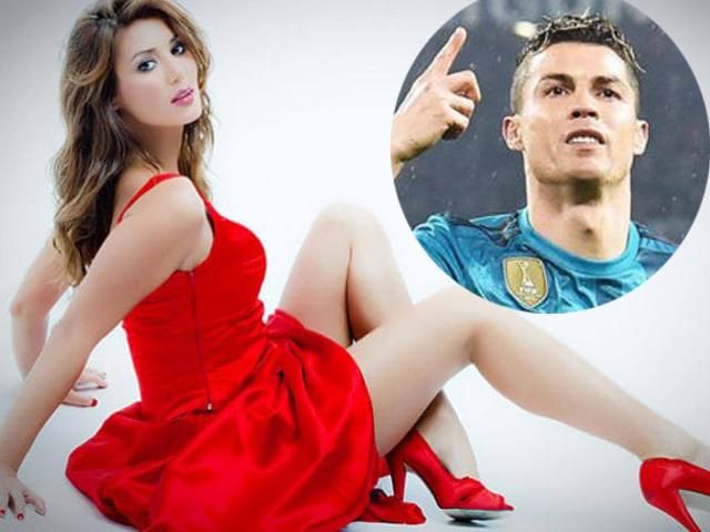 """Người đẹp """"trù ếm"""" Ronaldo vì được hưởng lương khủng 800 tỷ/năm"""