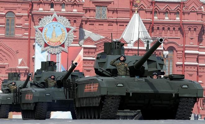 """Siêu tăng Armata sẽ được trang bị vũ khí theo """"nguyên tắc vật lý mới""""? - 1"""