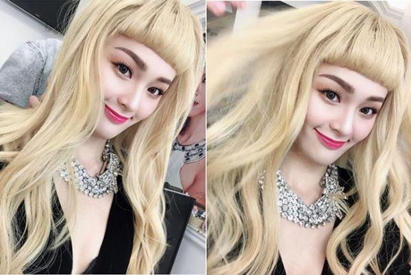 """Tình cũ Cường Đô La để tóc như """"ụ rơm"""", fan chê giống búp bê hư - 1"""
