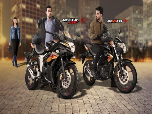 Phát thèm 2018 Suzuki Gixxer SP, SF SP giá từ 29,67 triệu đồng