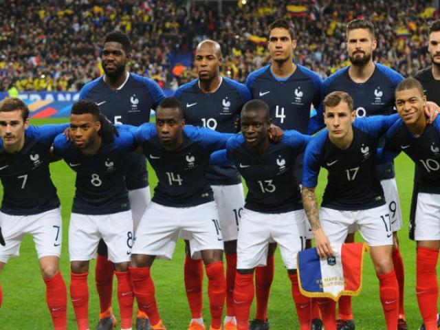 """Báo Pháp soi kèo đội nhà có """"vũ khí"""" độc hơn Euro 2016 như thế nào?"""