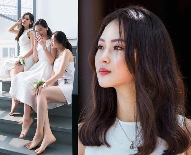 Gia đình toàn hoa hậu ở Sài Gòn với 3 cô con gái đẹp như tiên - 1