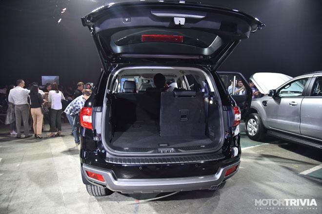 Ford Everest 2019 chính thức ra mắt, giá bán từ 910 triệu đồng - 4