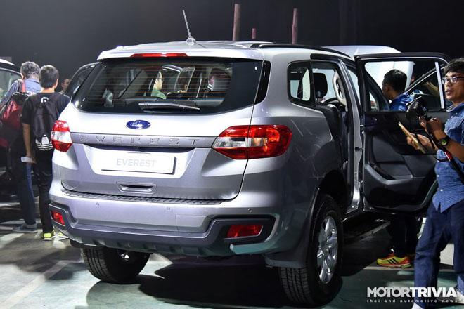 Ford Everest 2019 chính thức ra mắt, giá bán từ 910 triệu đồng - 11