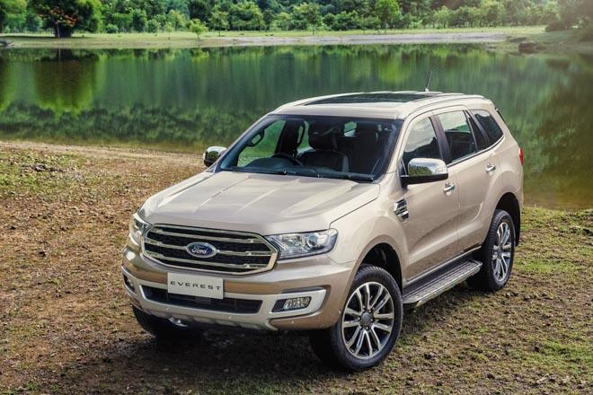 Ford Everest 2019 chính thức ra mắt, giá bán từ 910 triệu đồng - 15