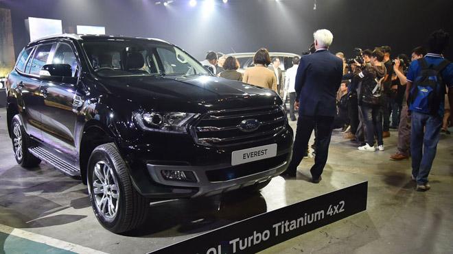 Ford Everest 2019 chính thức ra mắt, giá bán từ 910 triệu đồng - 8