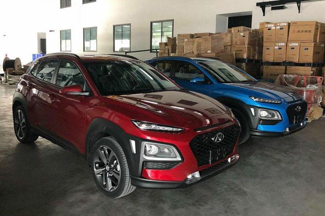 Hyundai Kona xuất hiện tại nhà máy ở Ninh Bình: Giá từ 700 triệu đồng - 1