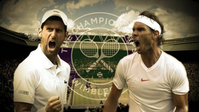 Bán kết Wimbledon ngày 11: Siêu đại chiến Nadal – Djokovic, lịch sử sang trang - 1