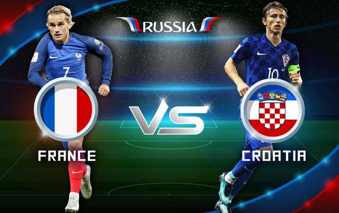 Chung kết Pháp - Croatia: Kèo đấu lệch nhất lịch sử World Cup? - 1
