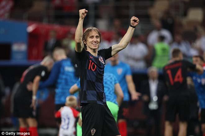 Chung kết World Cup, Pháp - Croatia: Modric sẽ đập tan đế chế Ronaldo - Messi? - 1