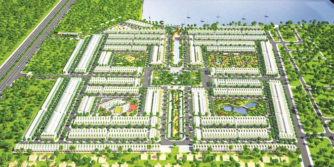 DKRA Vietnam công bố giai đoạn 2 dự án nhà phố vườn ven sông SaiGon Village - 1