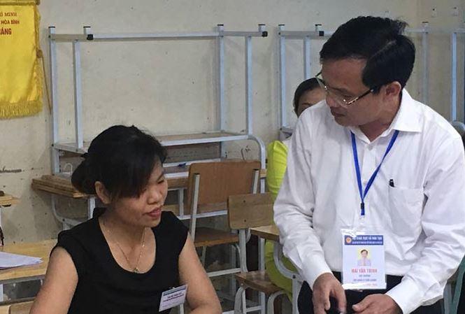 Nghi vấn về điểm thi bất thường ở Hà Giang - 1