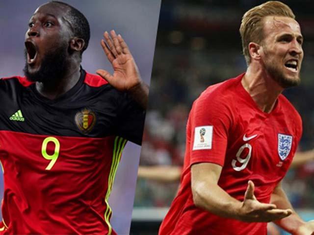 Tái chiến Anh – Bỉ: Kane đấu Lukaku Giày vàng, bất lợi vì hay đá penalty