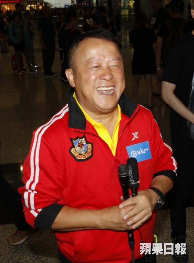 Dàn sao Hong Kong sang Nga cổ vũ chung kết World Cup 2018 - 1