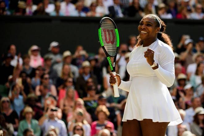 """Chung kết đơn nữ Wimbledon: Không thể cản """"Nữ hoàng"""" Serena - 1"""