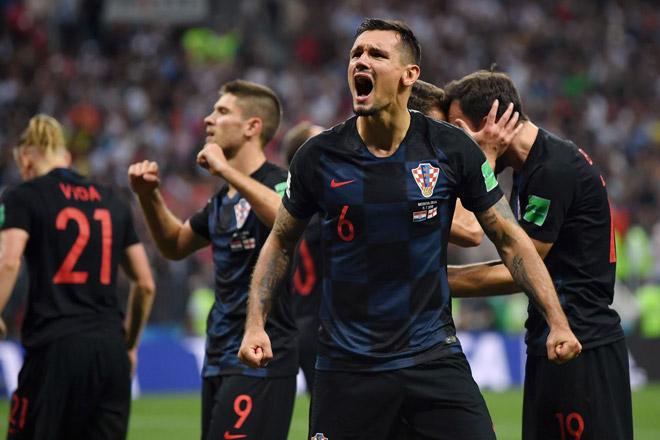 """Chung kết World Cup, Croatia đấu Pháp: """"Biệt đội đánh thuê"""" cả thế giới nể phục - 1"""