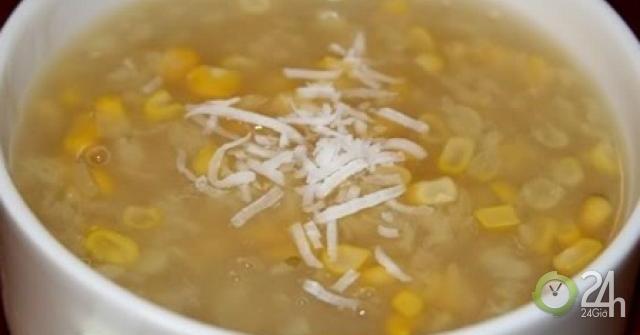Mẹo nấu chè bắp cực ngon bằng nồi cơm điện cho ngày nóng