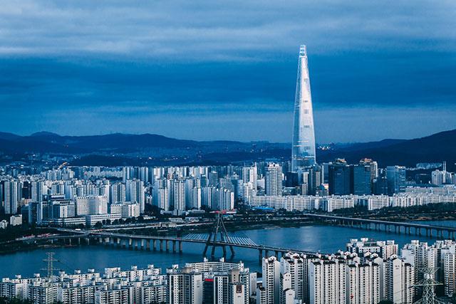 Những bức ảnh chân thật về cuộc sống ở Hàn Quốc dưới góc nhìn của người Mỹ - 4