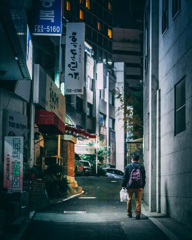Những bức ảnh chân thật về cuộc sống ở Hàn Quốc dưới góc nhìn của người Mỹ - 9
