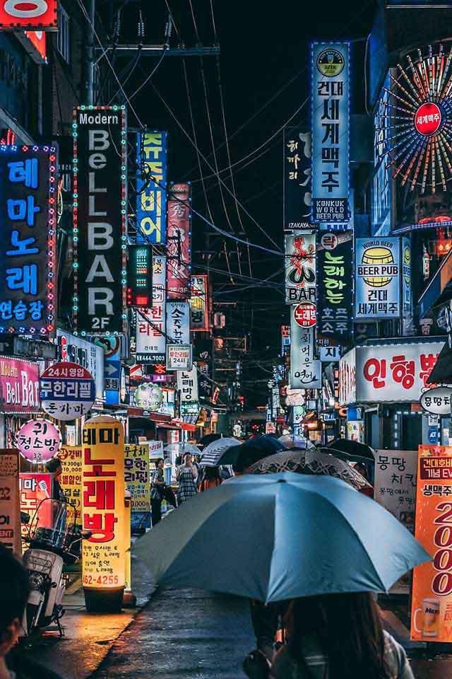 Những bức ảnh chân thật về cuộc sống ở Hàn Quốc dưới góc nhìn của người Mỹ - 7