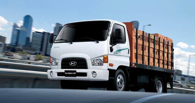 Hyundai Thành Công ra mắt bộ đôi xe tải New Mighty hoàn toàn mới - 1
