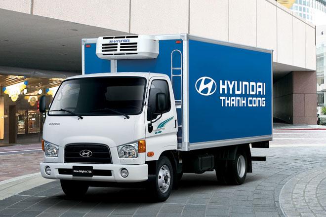 Hyundai Thành Công ra mắt bộ đôi xe tải New Mighty hoàn toàn mới - 2