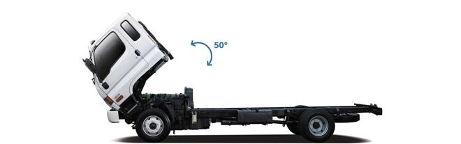 Hyundai Thành Công ra mắt bộ đôi xe tải New Mighty hoàn toàn mới - 4