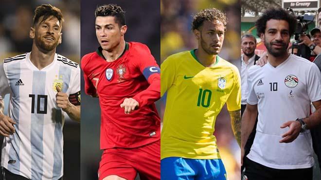 "Ronaldo - Messi - Neymar thua ""cậu bé"" 19 tuổi"
